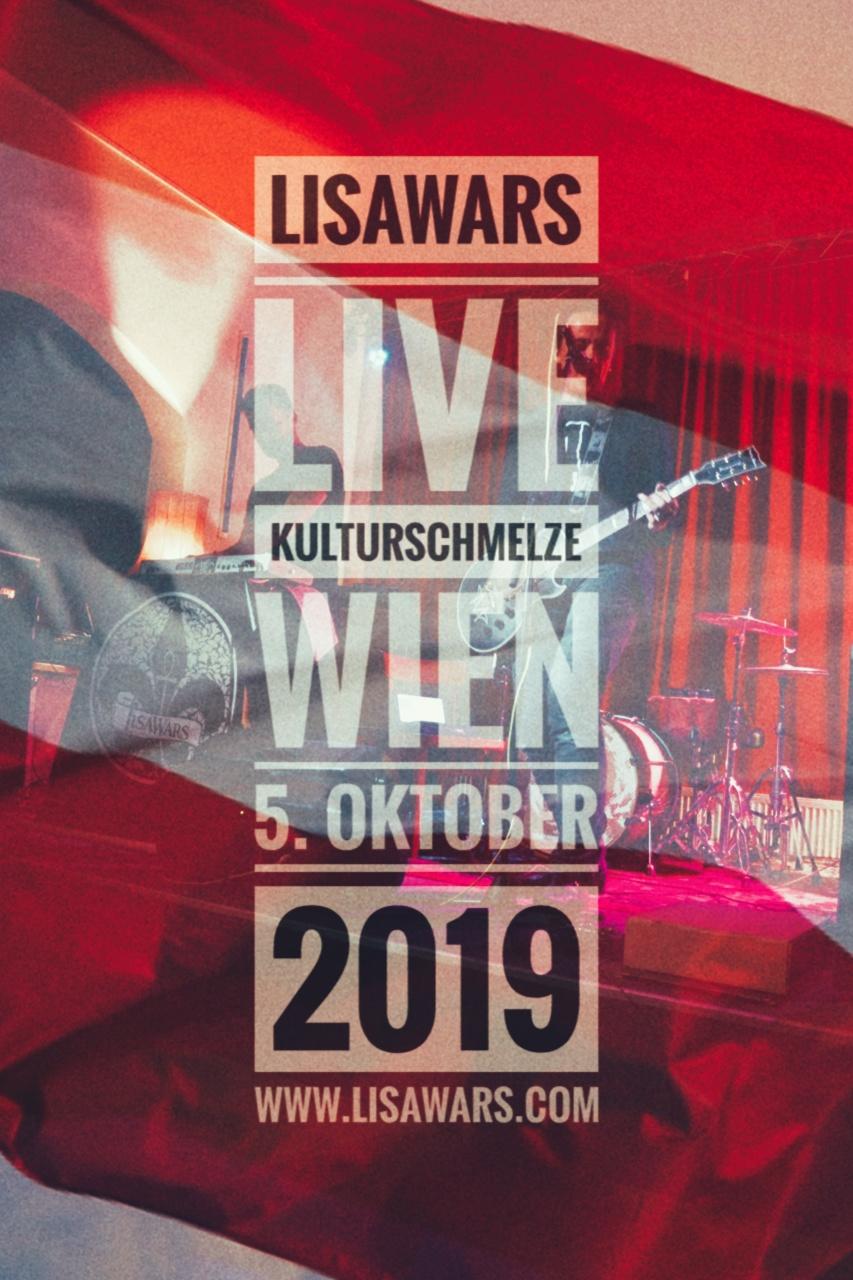 LisaWars Wien Live